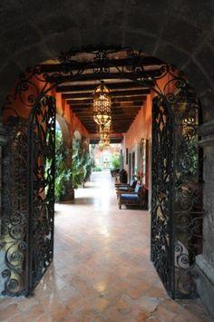 Casa Luna Quebrada in San Miguel de Allende, #Mexico