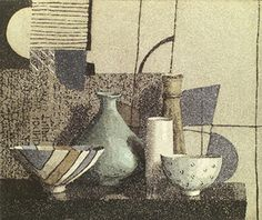 Etching by Annie Williams