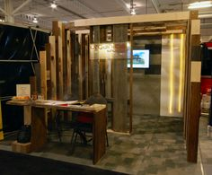Our Award Winning Booth At The Toronto Fall Home Show