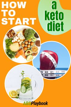Do you want to do the keto diet? Learn the 3 tips on how to start a keto diet the right way. Keto Diet Plan, Ketogenic Diet, Lose Belly Fat Quick, Best Keto Meals, Healthy Food To Lose Weight, Keto Food List, Healthy Oils, Calorie Intake, Fat Burning Foods