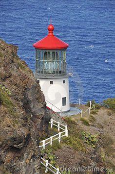 Makapuu Point Lighthouse - Oahu, Hawaii