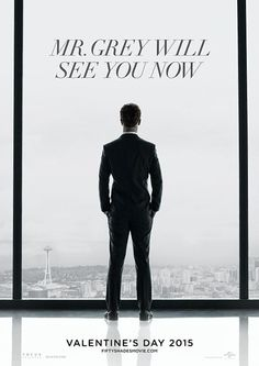 Fifty Shades of Grey FIRST film poster