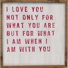 To My Husband Jose XOXO