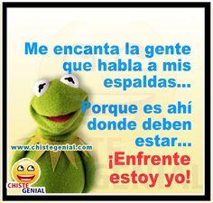 Funny Spanish Memes, Spanish Humor, Funny Memes, Jokes, Spanish Prayers, Humor Mexicano, Kermit The Frog, Funny Pictures, Lol