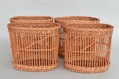four fitched baskets | par Dunbar Gardens