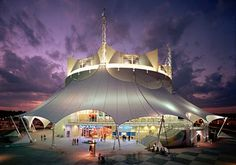 Cirque du Soleil's La Nouba! One of the best shows I have ever seen!