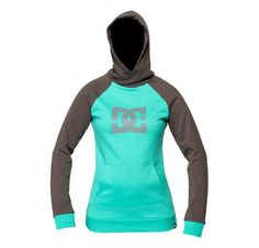 Women's All Star Pullover Hoodie - DC Shoes