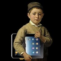 Little eLit, using apps with storytime, consultant Cen Campbell's website and blog.