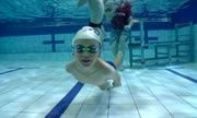 This website has lesson plans and step by step instruction for teaching your kids to swim yourself. Awesome!!