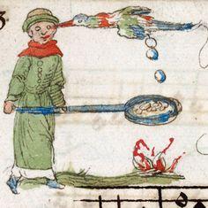 initial 'E'Chansonnier of Zeghere van Male, Bruges 1542Cambrai, Bibliothèque municipale, ms. 125, fol. 83r