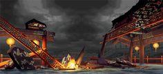 格闘ゲームの背景GIF-09.gif