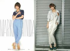 AKB48,SKE48,NMB48,HKT48【おしゃれ総選挙!/Fashion Book】 - voz_48 (18).jpg - Minus