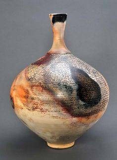 Story VesselsMichael Berkley - Pitfired Pottery