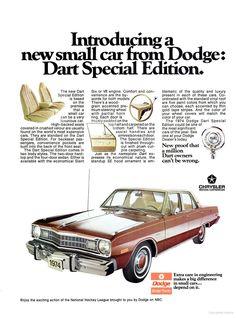 1974 Dodge Dart Special Edition