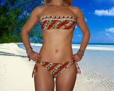 Costume Bikini in Sensitive by SISI mbili di Outletsrls su Etsy