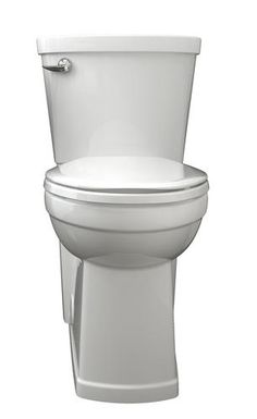 American Standard Titan® Elite Tall Height Elongated Concealed Trapway 1.6 GPF Toilet with Lined Tank