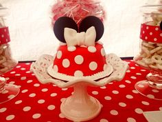 We Heart Parties: Minnie Mouse 1st Birthday