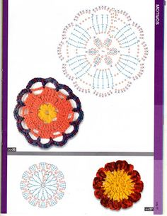 guia de puntos crochet 2009 nro 8 - Lily González - Веб-альбомы Picasa