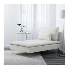 SÖDERHAMN Chaise - Finnsta white - IKEA