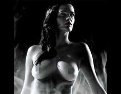Eva Green in Sin City