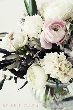 pale flower palette