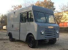 Image result for p10 chevy step van