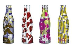 Coca-Cola WE8 limited-edition bottles