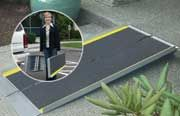 EZ Access Suitcase Ramps - home & vehicle usage $109 & up.