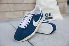 detailed look 4bdc1 1270b The Nike Cortez Premium iD sneaker by Olivia Kim, dropping June 17,  celebrates its