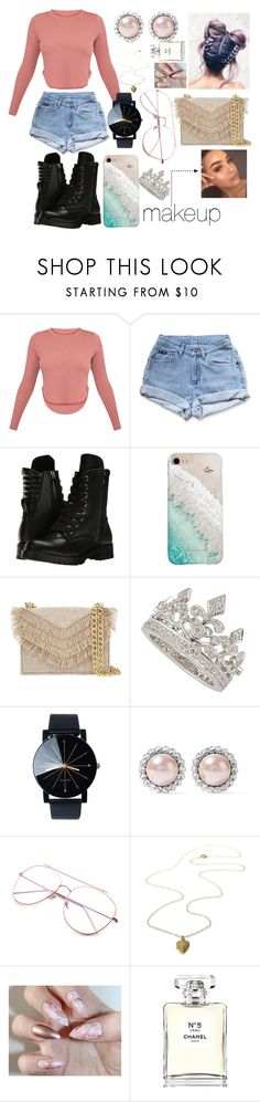 """baddie"" by alaskan-bush-people ❤ liked on Polyvore featuring Levi's, Capezio, Gray Malin, Cynthia Rowley, Miu Miu and Chanel"