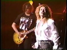 Coverdale/Page - Out On The Tiles - Black Dog  (Live In Osaka 20/12/93) HQ