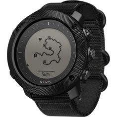 Suunto Traverse Alpha GPS Watch   Stealth SS022469000