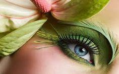 leaf makeup