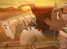 It's too sad to say goodbye amourshipping