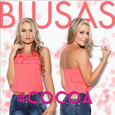 Blusas al mejor estilo #cocoa #estilo #cocoa #accesorios #tendencia #denim #denimstylecocoa #tagsforlikes #photooftheday #fashion #trendy #color #jeans #beauty #girl #instafashion #outfit #model #style #amazing #desafiocaracol #follow #followme #purse #love #cocoa