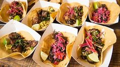 It just opened, but it's not too early to check out Eight Row Flint and snag gorgeous tacos ranging from $3 to $5. - Photo by Chuck Cook Photography