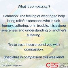 In your down time this weekend look to volunteer your time for those who need your help.  #TWTH #Compassion #CES #Volunteer #Virtues