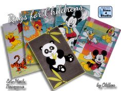 Rugs for Children by Oldbox