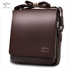 $13.50 (Buy here: https://alitems.com/g/1e8d114494ebda23ff8b16525dc3e8/?i=5&ulp=https%3A%2F%2Fwww.aliexpress.com%2Fitem%2Fmen-messenger-bags-big-promotion-genuine-Kangaroo-leather-shoulder-bag-man-bag-casual-fashion-ipad-briefcase%2F2001587884.html ) 2016 new fashion design leather men Shoulder bags, men's casual business messenger bag,vintage crossbody ipad Laptop briefcase for just $13.50