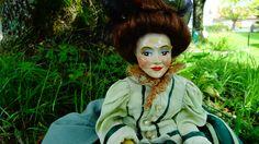 Doll portrait #1