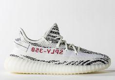 adidas Yeezy 350 V2 'Zebra' Official Photos - EU Kicks: Sneaker Magazine