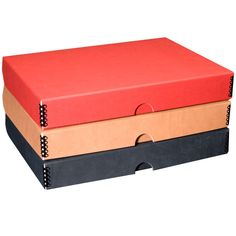 Products > MUSEUM BOXES > Flat Storage   Lineco