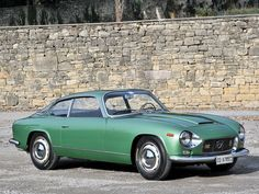 #Lancia #Flaminia Super Sport #Zagato