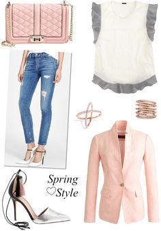 In-Between Season – The Perfect Spring Outfit Transition