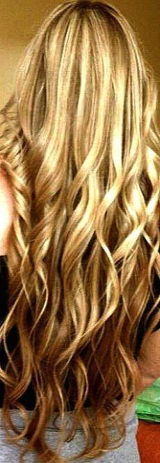 Long Long Beautiful Hair down to your bum!