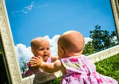 Baby Photography | 7 Month Pictures | Child Photography | Outdoor Pictures