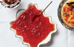 Sweet and Spicy Chile Pepper Jelly Recipe - Bon Appétit