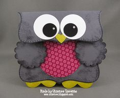 addINKtive designs at blogger: Sweet Sorbet Owl for SALE-A-BRATION 2014