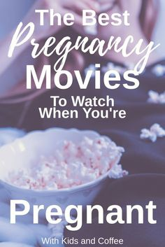 The best Pregnancy Movies to watch when you're pregnant | From Baby Mama to Knocked Up, this list includes all the great movies about being pregnant. Perfect for a night on the couch.