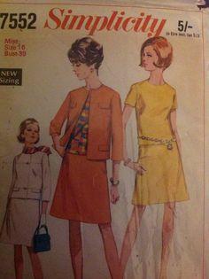Simplicity 7552, Skirt pattern size 16 Dress Patterns, Size 16, Skirts, Dresses, Fashion, Gowns, Moda, Dress Making Patterns, Fashion Styles